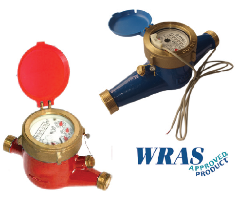 Multi Jet Water Meter - Aquamotion